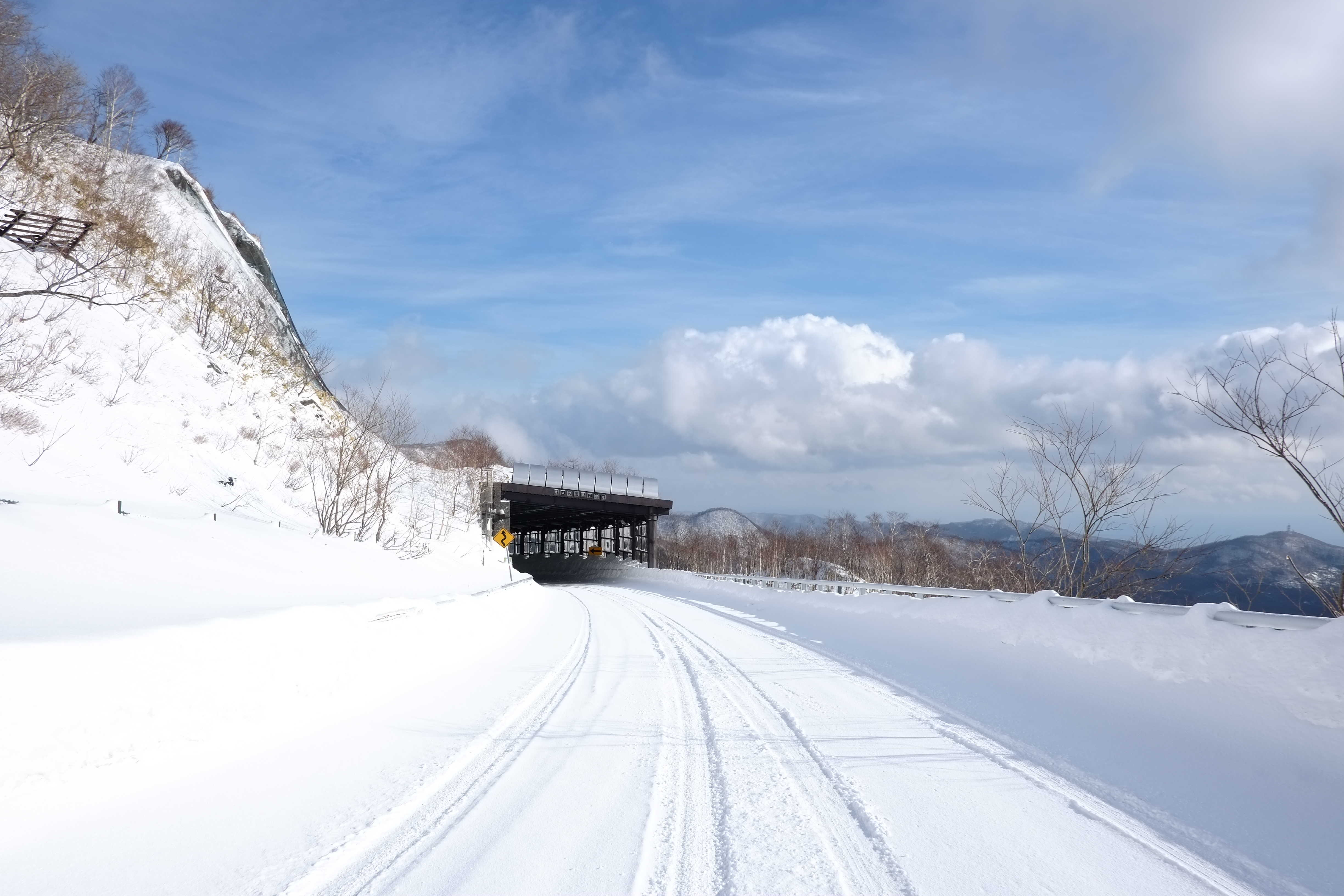 Road trip is the best way to experience Hokkaido in…
